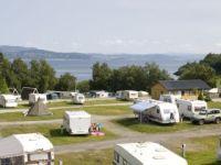 Vikhammer Camping, Vikhammer, Trondheim, Trøndelag, Norge